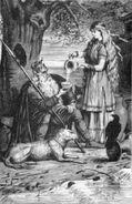 Odin und Saga