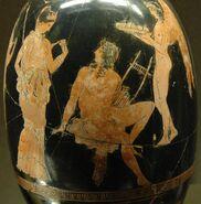 Aphrodite Adonis Louvre MNB2109