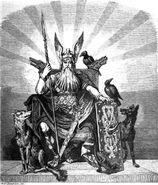 Odin, der Göttervater