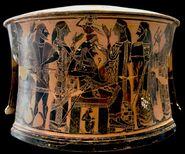Birth of Athena Tripod