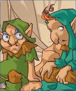 Norse myths in comics Ívaldasynir
