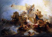 800px-Bertin, Nicolas - Phaéton on the Chariot of Apollo - c. 1720
