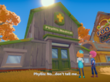 Mission: Phyllis' Dream
