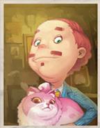 Portrait Gale Pinky