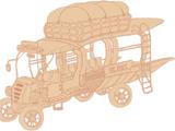 Long-Haul Bus
