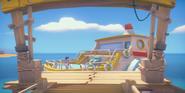 Cutscene A Boat Ride to Starlight Island