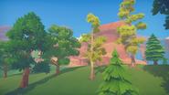 Bassanio Heights trees
