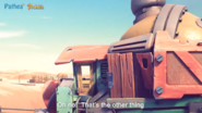 Vehicle from Pathea's Next Update Preview video