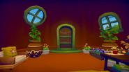 Pumpkin Room Inside