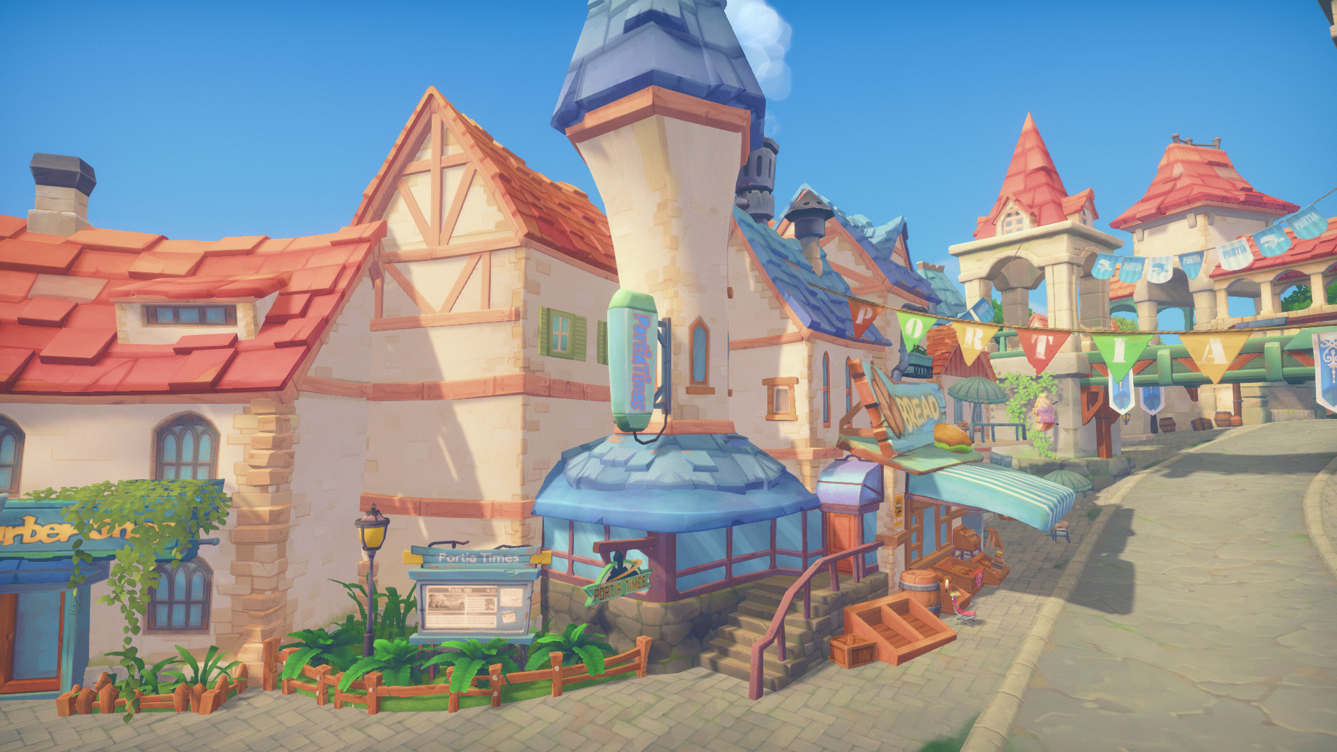 comment faire de largent my time at portia