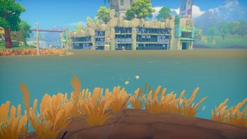 Somber Marsh Fishing Spot