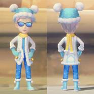 Frosty Set on male
