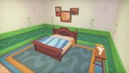 Hardwood Double Bed default