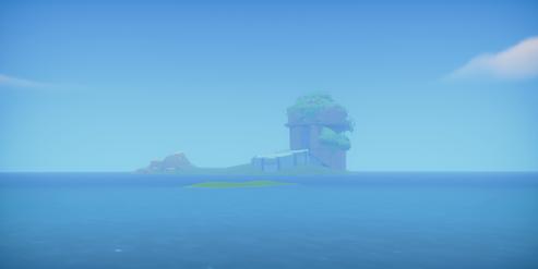 Starlight Island Skyline