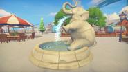 Elephant Fountain A&G Construction Store