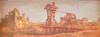Art Desert Ruins