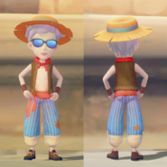 Country Passion Attire on male