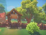 Лесная ферма