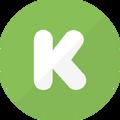 Kickstarter social icon