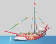 Wuwa's Boat concept