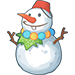 Pointy Nosed Snowman.png