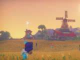 Mission: Sunset in the Fields