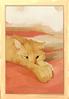 Art Tabby Cat