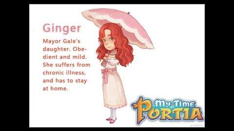 How i remeber Gingers voice.