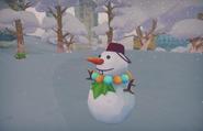 Pointy Nosed Snowman NPC 2