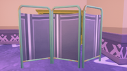 Dyed Privacy Screen