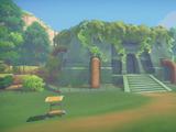 Опасные руины