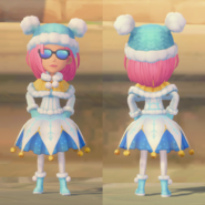 Frosty Set on female