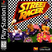Street Racer Coverart
