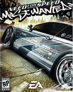 Need for Speed Most Wanted Box Art