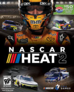 250px-NASCAR Heat 2 Cover