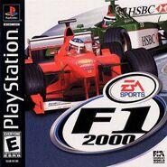F1 2000 Cover