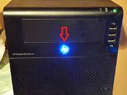 MicroServer Activity Light