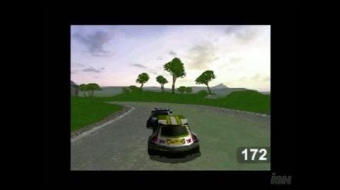 TrackMania DS Nintendo DS Trailer - Arena Trailer