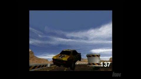 TrackMania DS Nintendo DS Trailer - Full Race Trailer