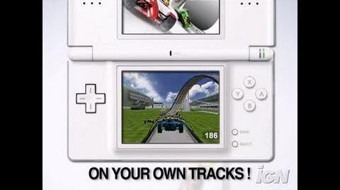TrackMania DS Nintendo DS Trailer - Race Time Trailer