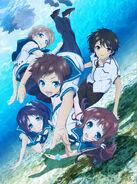 Nagi no Asu Kara Anime promo