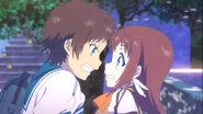 Hikari yells at Manaka