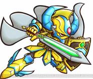 Legendary Hero Gil Pac-Man Monsters