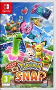New Pokémon Snap Cover Art