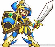 Prince Gilgamesh Pac-Man Monsters