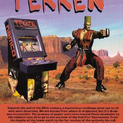 Tekken (video game)