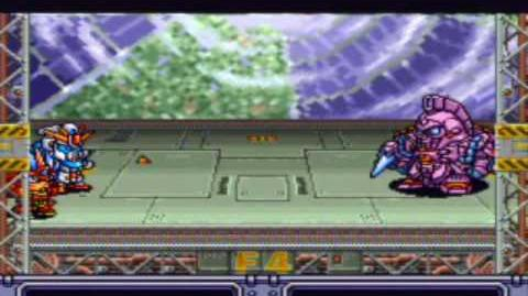 The Great Battle II Last Fighter Twin Game Sample - SNES SFC