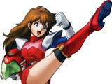 Wonder Momo (character)