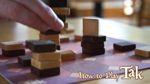 James Ernest explains how to play Tak