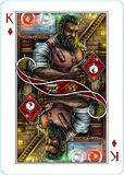 Playing Cards card King of Diamonds